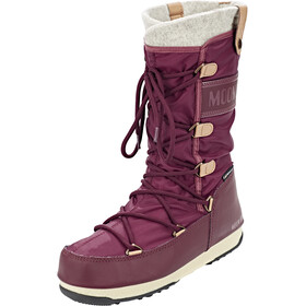 Moon Boot Monaco Felt WP Boots Women, port royal